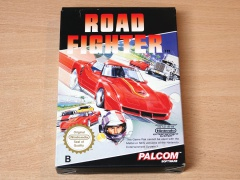 Road Fighter by Palcom / German Issue