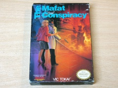 The Mafat Conspiracy by Vic Tokai