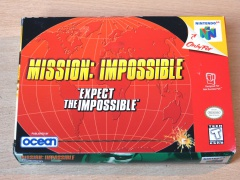 Mission : Impossible by Ocean