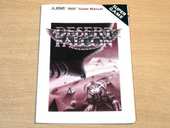 Desert Falcon Manual