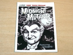 Midnight Mutants Manual