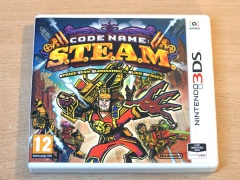 Code Name : S.T.E.A.M. by Nintendo