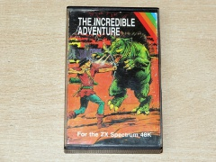 The Incredible Adventure by CRL