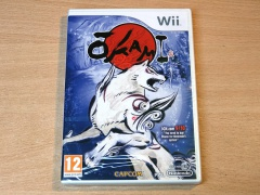 Okami by Capcom *MINT