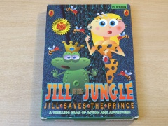 Jill Of The Jungle by Monkey Business