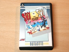 Spy Vs Spy II : The Island Caper by Databyte