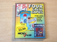Four Great Games by Microvalue