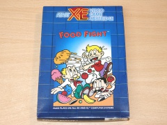Food Fight by Atari
