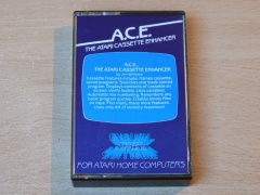 ACE : Atari Cassette Enhancer by English Software