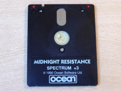 Midnight Resistance +3 by Ocean