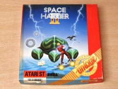 Space Harrier II by Unique