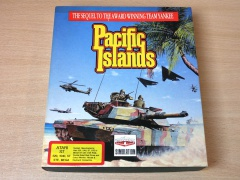 Pacific Islands by Empire