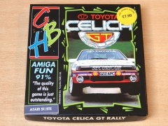 Toyota Celica GT Rally by GBH