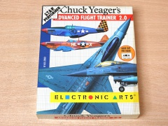 Chuck Yeager's Advanced Flight Trainer 2.0 by Electronic Arts