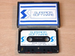 Space Fighter by Superior Software