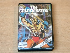 The Golden Baton by Channel 8 Software