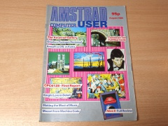 Amstrad Computer User - August 1985