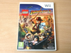 Lego Indiana Jones 2 : The Adventure Continues by Lucasarts
