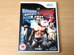 WWE Smackdown vs Raw 2011 by THQ