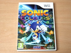 Sonic Colours by Sega