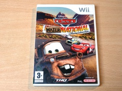 Cars : Mater National Championship by THQ