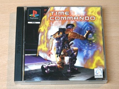 Time Commando by Adeline