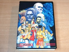 Fatal Fury Special by SNK + Shock Box