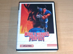 World Heroes Perfect by SNK + Shock Box