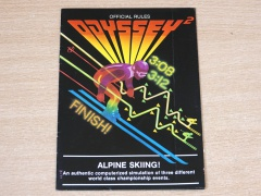 Alpine Skiing Manual
