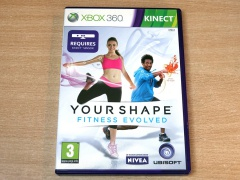 Your Shape : Fitness Evolved by Ubisoft