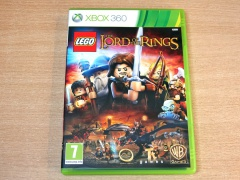Lego Lord Of The Rings by WB Games