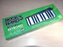 Xbox 360 Rockband 3 Keyboard - Boxed