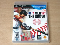 MLB 12 : The Show by Sony