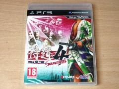 Way Of The Samurai 4 by Acquire *MINT