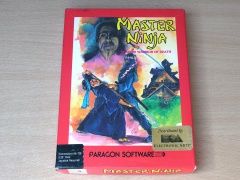 Master Ninja by Paragon Software