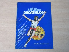 Activision Decathlon Manual