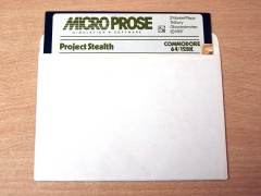 Project Stealth by Microprose