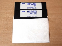 The Games by Epyx