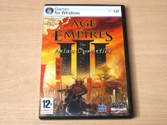 Age Of Empires III : Asian Dynasties by Ensemble