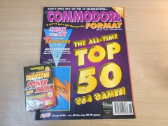 Commodore Format - Issue 50 + Cover Tape