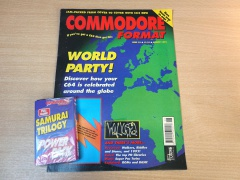 Commodore Format - Issue 59 + Cover Tape