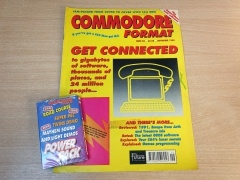 Commodore Format - Issue 60 + Cover Tape