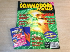 Commodore Format - Issue 52 + Cover Tape