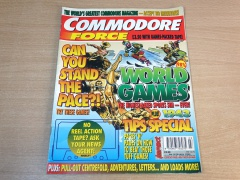 Commodore Force - Issue 16