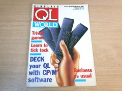 Sinclair QL World - June 1987