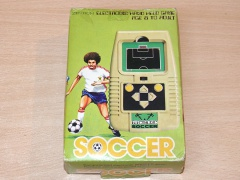 Electronic Soccer by Zetron - Boxed