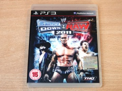 WWF Smackdown Vs Raw 2011 by THQ