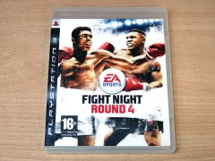 Fight Night Round 4 by EA Sports