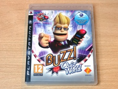Buzz! Quiz World by Sony
