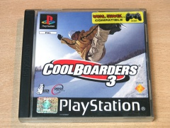 Cool Boarders 3 by 989 Sports